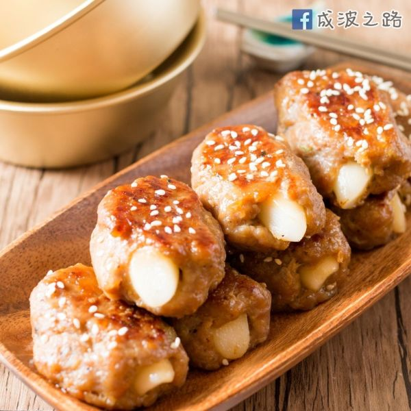 韓式年糕排骨