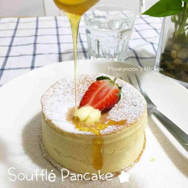 Soufflé Pancake 厚燒鬆餅