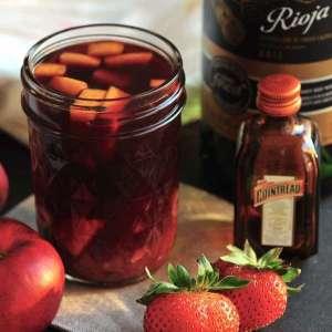 西班牙水果甜酒 Sangria