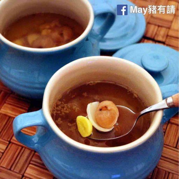 雙桂燉鮮百合糖水