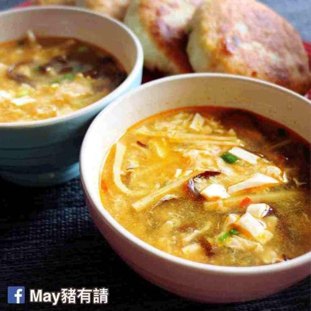 上海酸辣湯