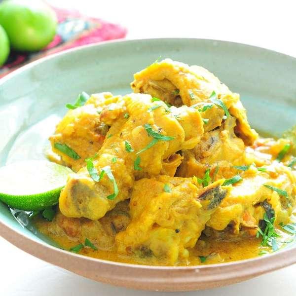 印度咖哩雞