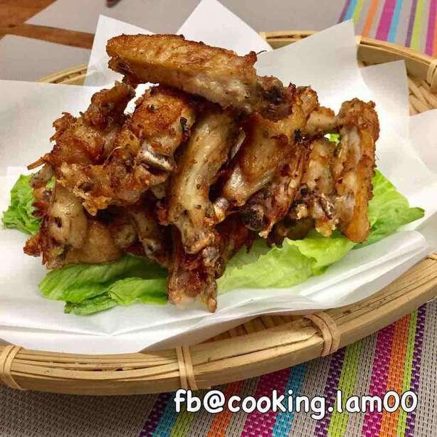 泰式魚露單骨雞翼