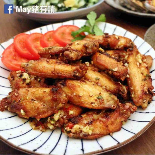 泰式魚露雞翼