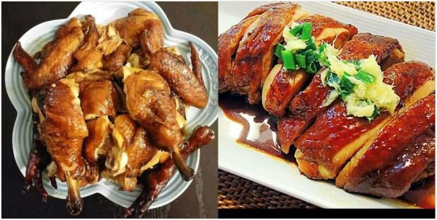 精選豉油雞食譜2