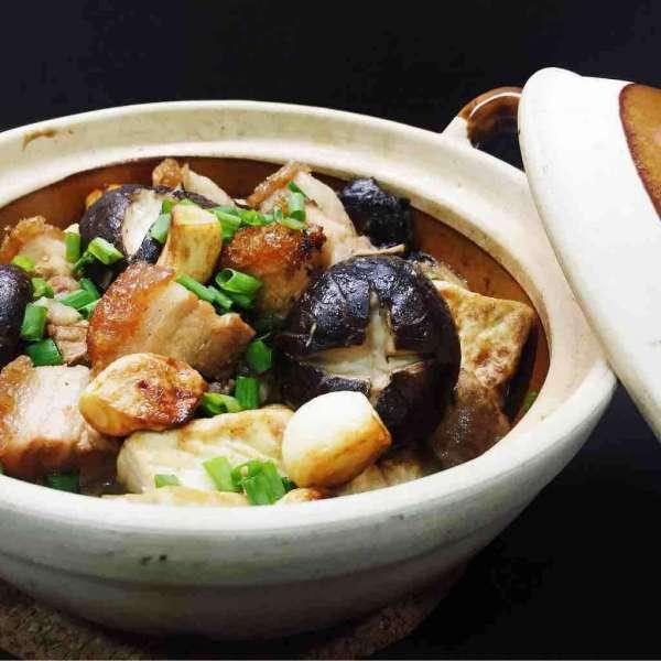 豆腐火腩煲