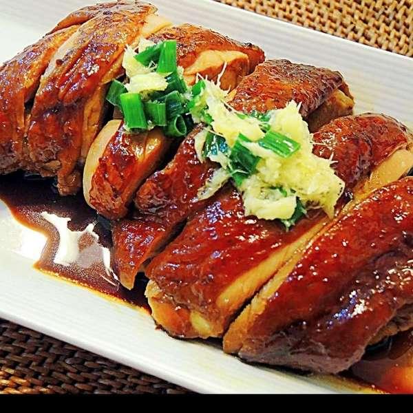 香嫩豉油雞