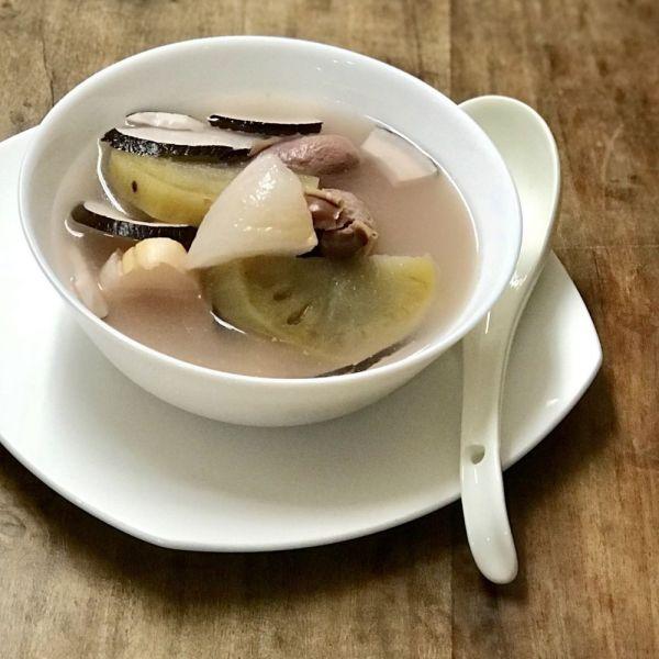 天山雪蓮清潤素湯
