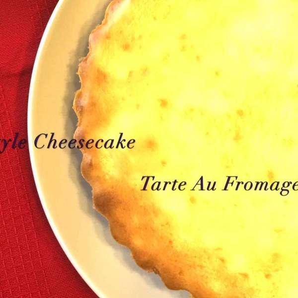 法式芝士撻