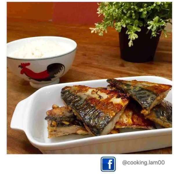 韓風煎鯖魚