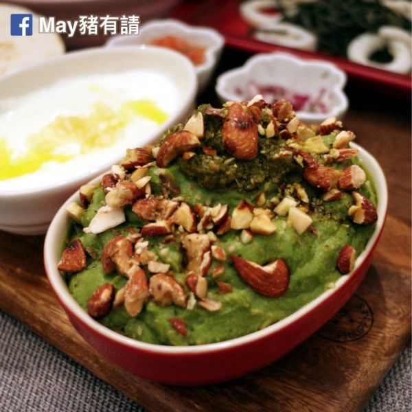 香草牛油果醬