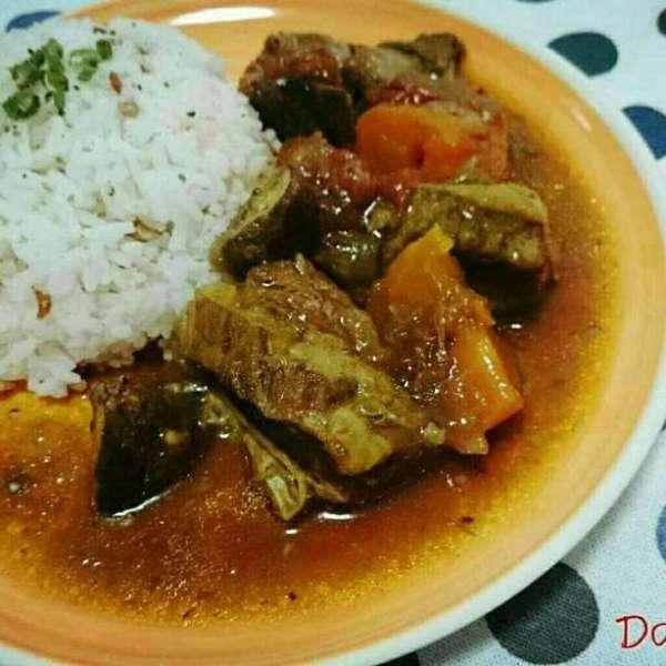 黑啤燴牛肋條Guiness Beef Stew