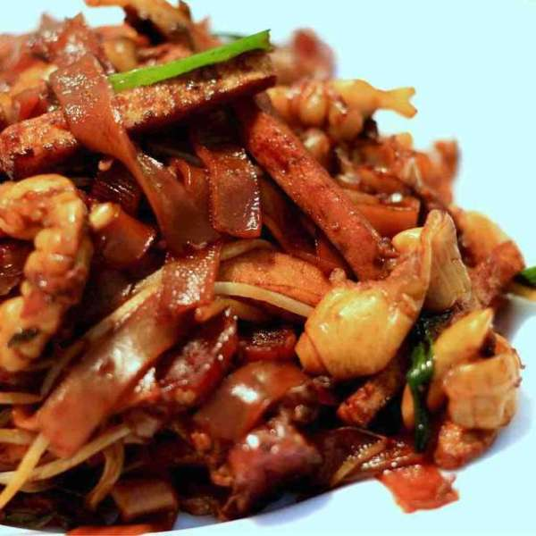 新加坡式炒粿條
