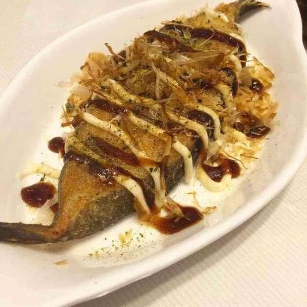 日式和風煎脆比目魚扒