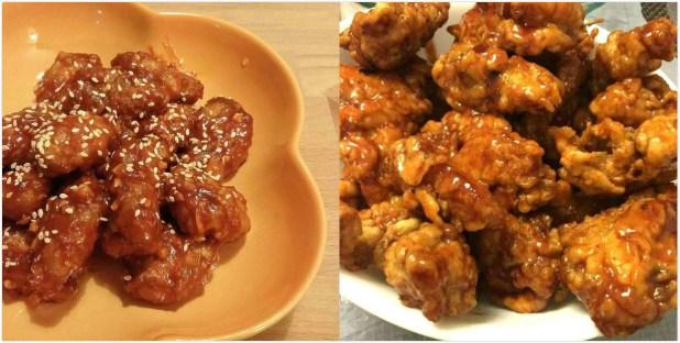 韓式炸雞料理