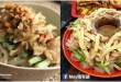麻醬雞料理