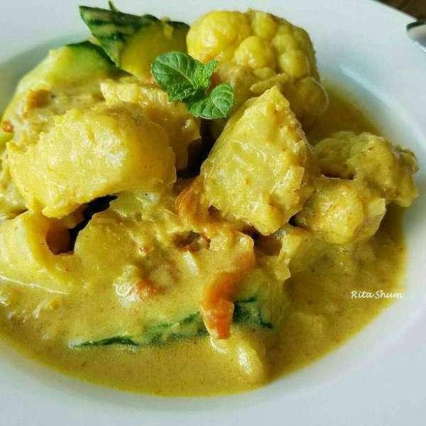 印度咖哩魚