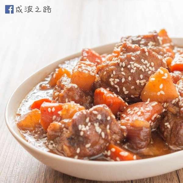 韓式燜豬軟骨