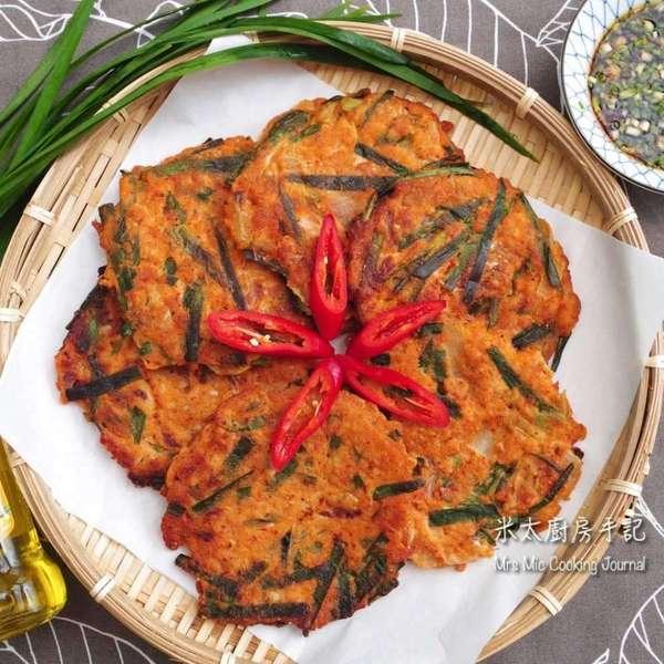 韓式綠豆煎餅