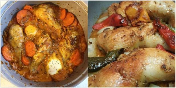 Rosemary焗雞料理