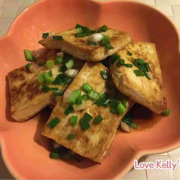 香煎美極豆腐