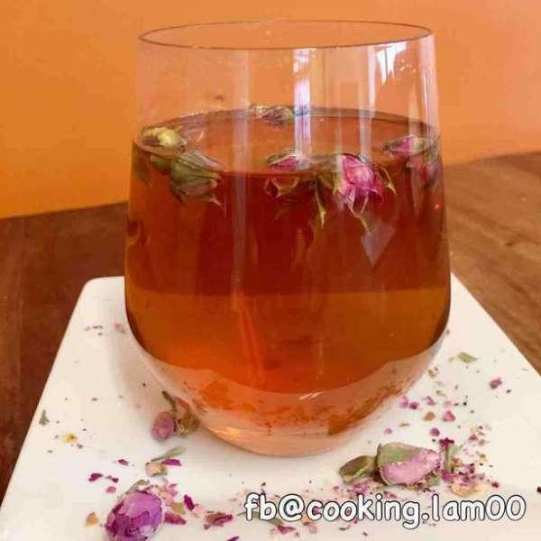 杞子、菊花、玫瑰茶