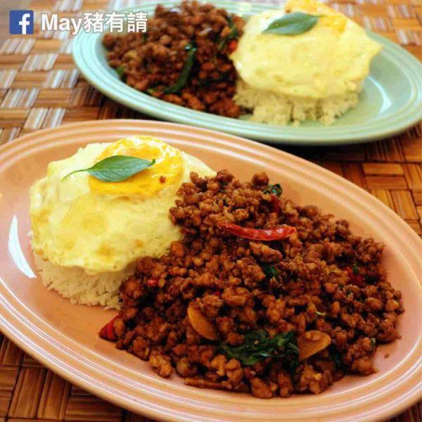 香葉肉碎飯(Pad Kra Pao)
