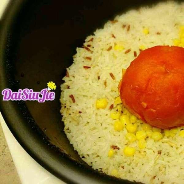 大熱原個蕃茄飯