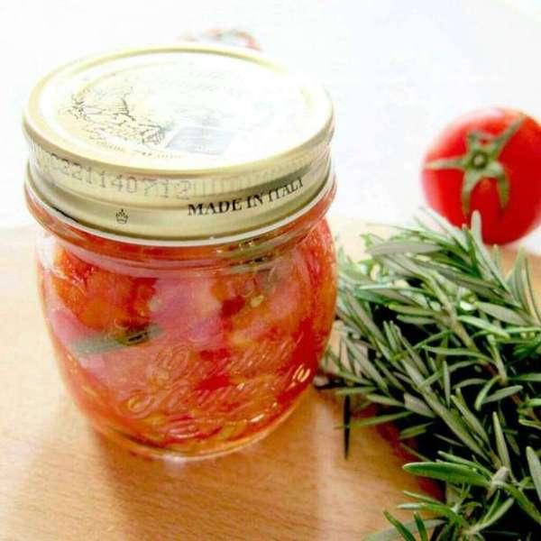 瓶封迷迭香有機番茄醬
