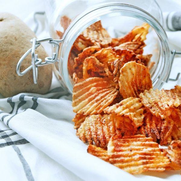蕃茄薯片[焗爐版][Airfryer版]