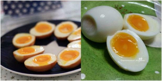 特式溏心蛋