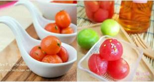 精選漬蕃茄
