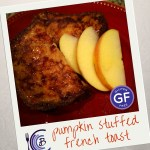 Chef Bob's Pumpkin Stuffed French Toast