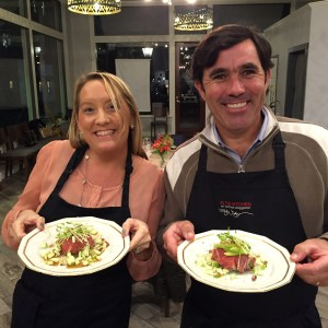 In the Kitchen with Chef Bob Waggoner Private Events
