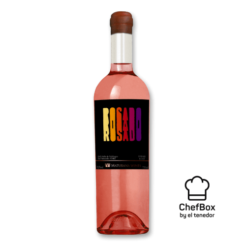 Chilean rose wine.
