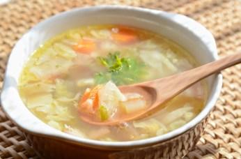 soupe aux choux - Soupe aux choux