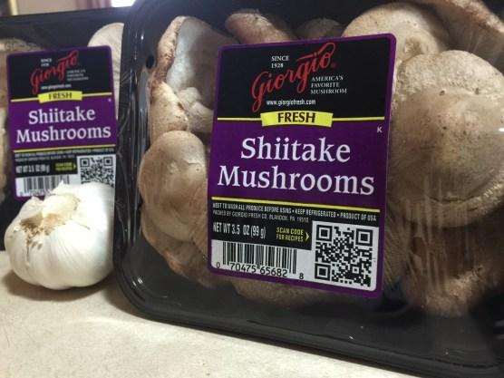 SHITAKE MUSHROOMS 1