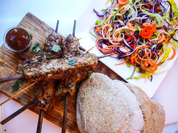 #deb4food #cornwall #kebab