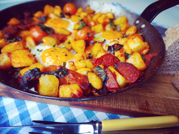 #deb4food #cornwall #chorizo