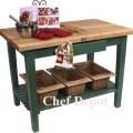 Style work table station butcher block kitchen carts kitchen