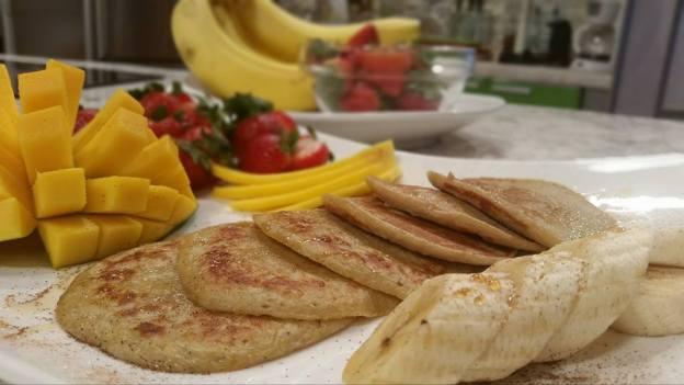 Sustituto de pancake