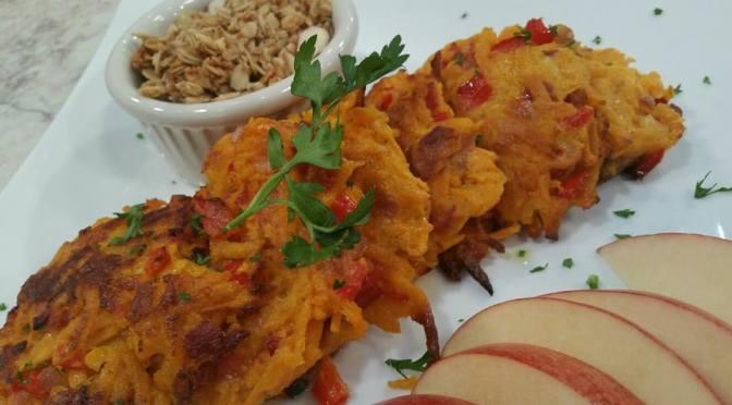 Hash brown de batata (VIDEO)