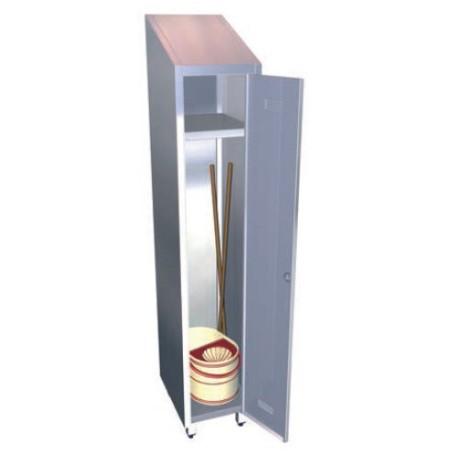 Armario de una puerta para productos de limpieza  Chef