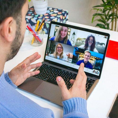 Rendez vos événements digitaux interactifs avec un intervenant