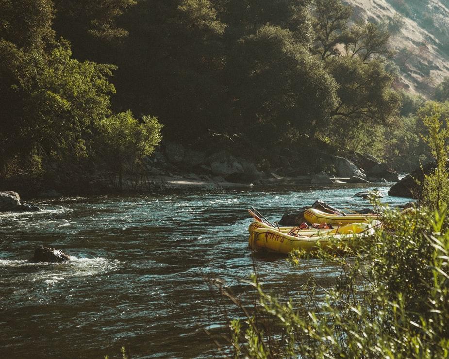 Séminaire d'entreprise : idées d'activité avec le rafting