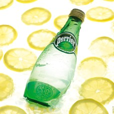 Perrier 33 cl. VP con limoni