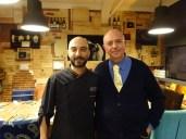 restaurante-lua-a-madrid-in-spagna-lo-chef-manuel-dominguez-carrete-e-giorgio-dracopulos-foto-di-giorgio-dracopulos-critico-gastronomico