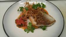 9 Floribbean Cuisine- Red Snapper Special
