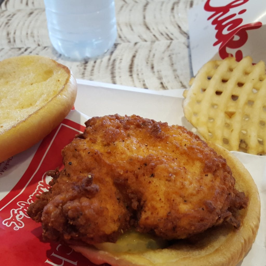 Chick-fil-A hits Long Island