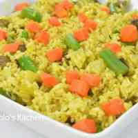 Nigerian Fried Rice Recipe